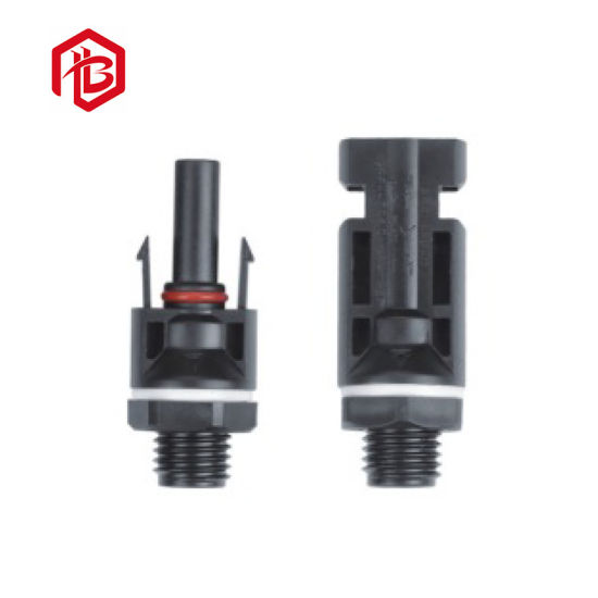 High Standard Metal Mc4 Waterproof Cable Connector