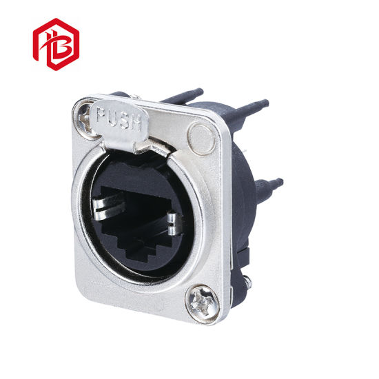 Aviation Self -Locking Electrical Male Female Waterproof Connector