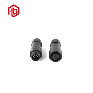 Male Female Power Assembled Connector for Board Cable 4 Pin Connector M14
