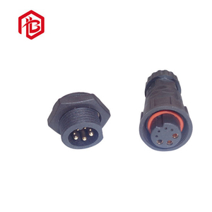 Best Price 2 Pin 3 Pin 4 Pin K19 Plastic LED Lights Connectors