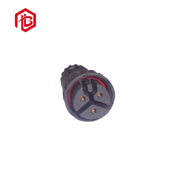 China′s First Leading of Waterproof Connector M23 Plug IP68