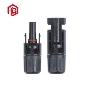 Waterproof Power and Gender Mc4 Connector