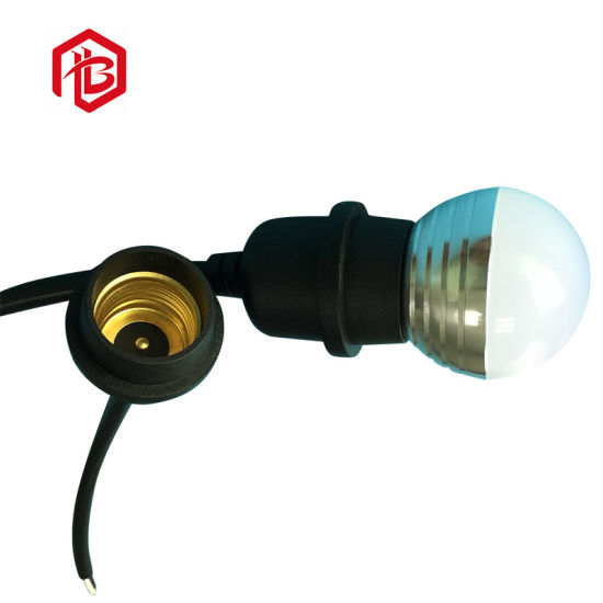 Good Choice Supplier LED Electric Waterproof E27 Lamp Holder