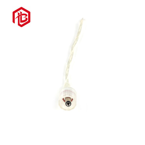 DC 4 Pin Circular Waterproof Plug