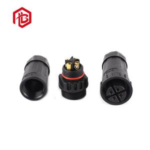 Wide Varieties and Hot Sale Assembled Aviation Connector Male and Female