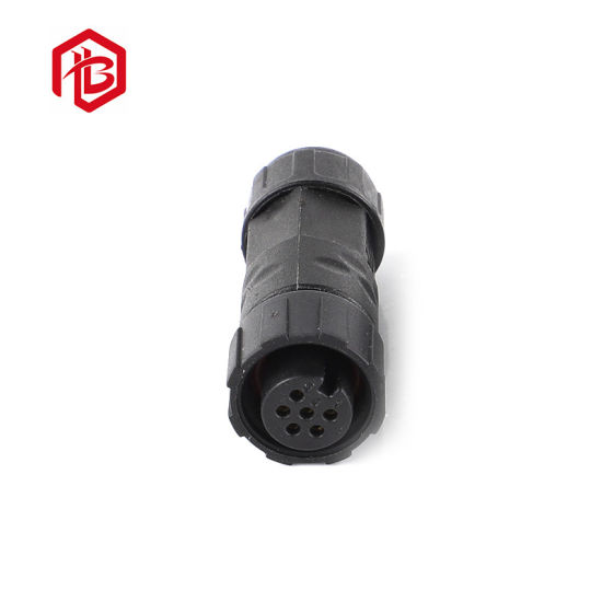 Top Supplier LED Power M12 Nut Cap Metal Aviation Connector